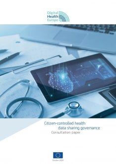Consultation paper citizen controlled health data